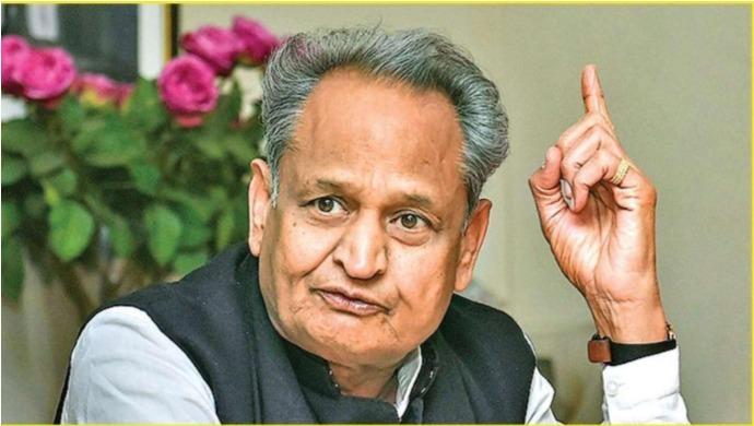 Ashok Gehlot: Sachin Pilot Is A Worthless Person, He Has Backstabbed Congress