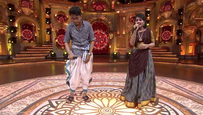Ashwin Sharma and Varuna Chauhan