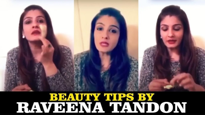 Beauty Talks With Raveena Tandon: Secrets And Hacks For Your Skin