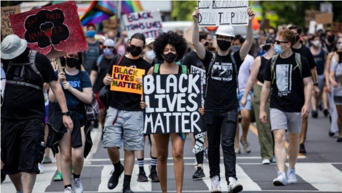 Black Lives Matter Protests Continue To Brim In Several Parts Of The US