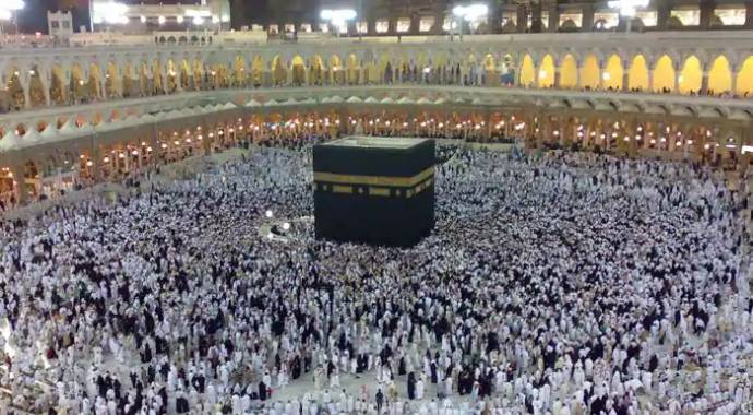 COVID-19: Only 10,000 Hajj Pilgrims Expected In Saudi Arabia This Year