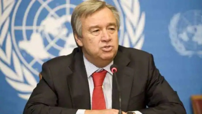 UN Chief Warns COVID-19 Outbreak Might Set World's Economic Progress Back By Decades