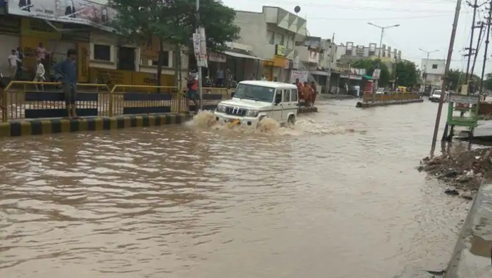 Flood Situations In Gujarat And Other States Worsen After 48 Hours of Incessant Rainfall