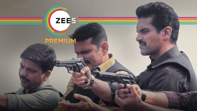 Cast of ZEE5 Original Mumbhai on ZEE5