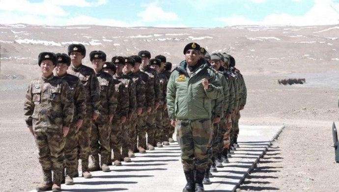 Indo-China Border: First Signs Of Chinese Withdrawal Seen At Galwan Valley