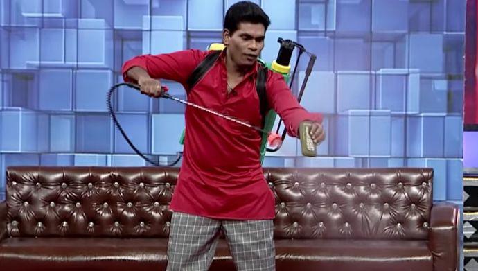 Chandra in Adhirindi Episode 18