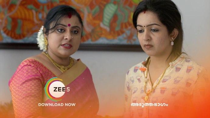 Maheshwari and Nandana from Chembarathi (Source:ZEE5)