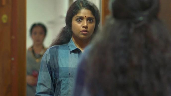 Chembarathi 22 July 2020 Written Update: Akhila Sees Kalyani Wearing Anand's Shirt