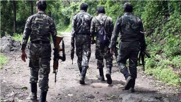 Naxalite Commander With Bounty Of Rs 29 Lakh Nabbed In Chhattisgarh