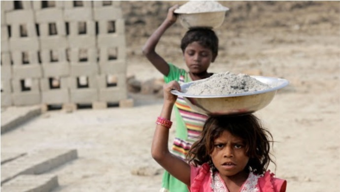 Minor Girls In UP Forced To Trade Bodies To Earn Daily Wages