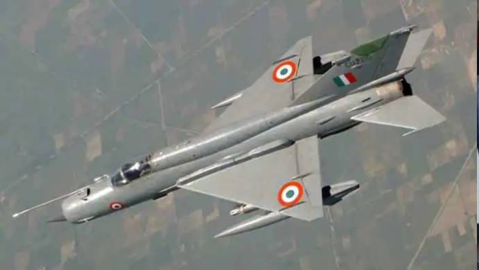 China Stacking Up Fighter Jets Near Leh?