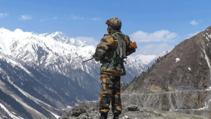 China Deploys Two Divisions Of Army On Indian Border In Ladakh Along LAC