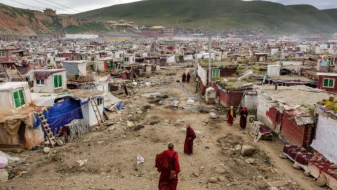China Destroys Biggest Tibetan Buddhist Site In Eastern Tibet