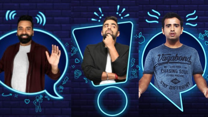 5 Real-Life Comedians Like Rahul Dua And Gaurav Kapoor Who Started From Delhi Just Like 'The Comedy Couple' on ZEE5