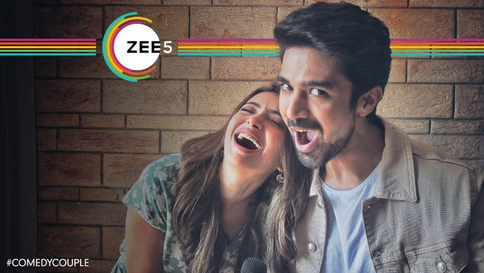 Saqib Saleem And Shweta Basu Prasad Are Set To Star In ZEE5's New Com-Rom 'The Comedy Couple'