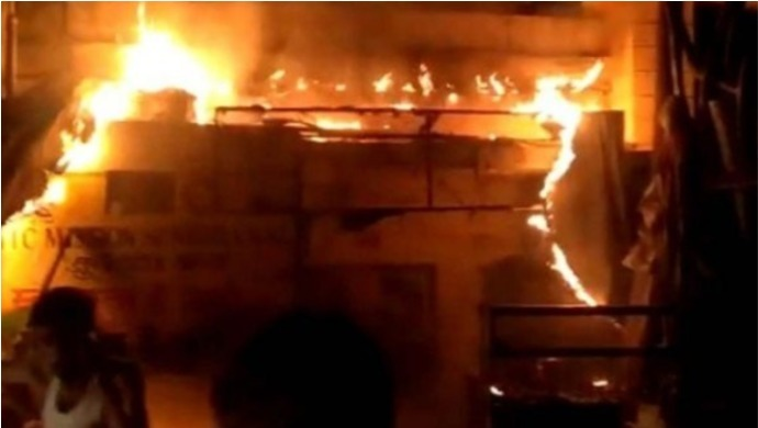 Major Fire In West Delhi Warehouse, And Other Important News From The Day