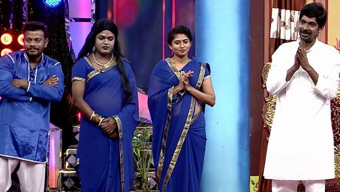 Dhanraj Blasters in Adhirindi Episode 18 (Source: ZEE5)