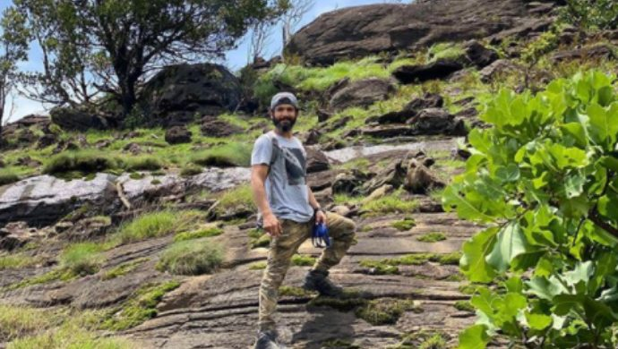 5 Benefits Of Rock Climbing Inspired By Putra Actor Diganth Manchale