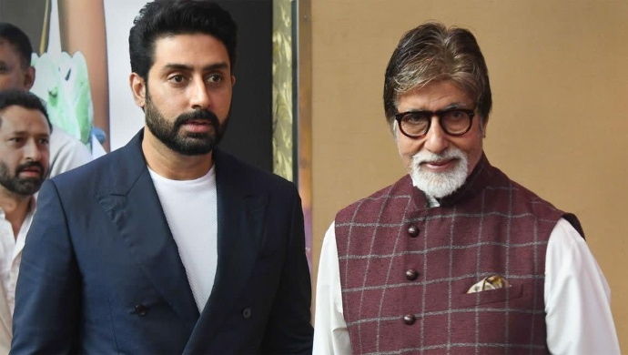 COVID-19: Dubbing Studio Sealed After Amitabh Bachchan, Abhishek Test Positive