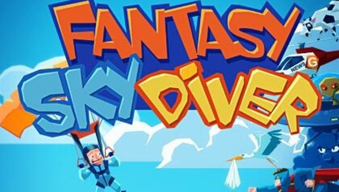 Game Of The Week: Fantasy Sky Diver Is A Fun Game Which Is Surprisingly Funny Too
