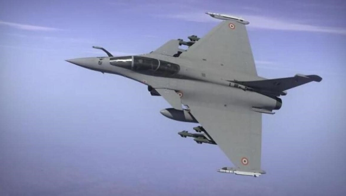 Indian Air Force: First Batch Of Rafale Fighter Jets To Arrive In Ambala On July 29