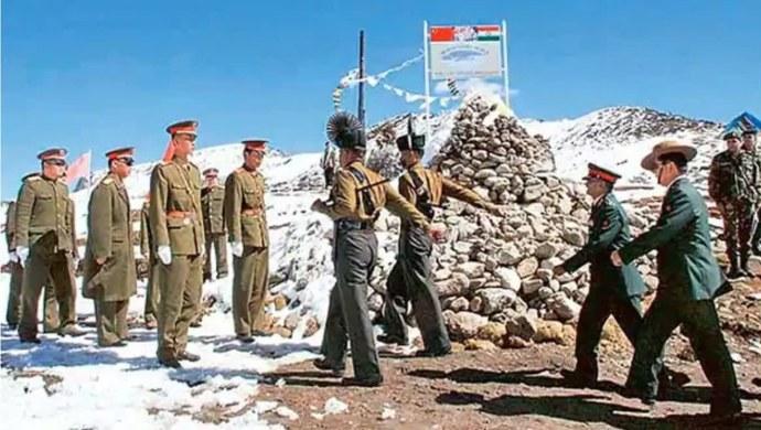 India-China Border: Fourth Corps Commander-Level Talks In Ladakh's Chushul