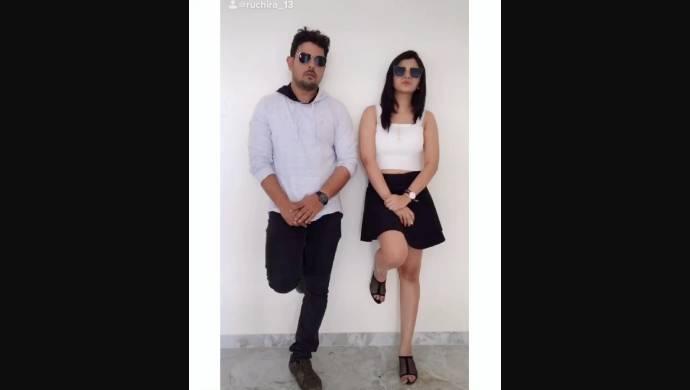 Adwait Dadarkar Ruchira Jadhav