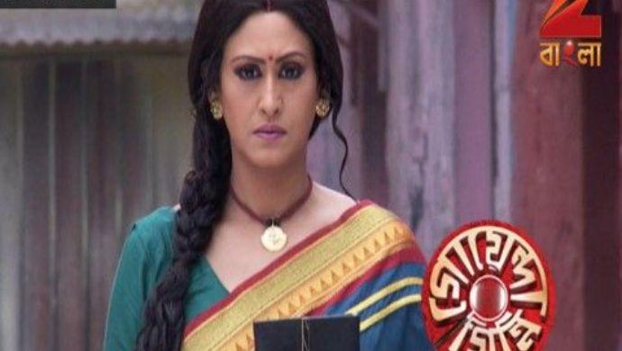 4 Best Detective Moments From The Favourite Zee Bangla TV Serial Goyenda Ginni Starring Indrani Haldar