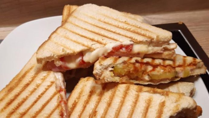 Oggarane Dabbi: Check Out This Easy And Tasty Recipe Of Grilled Sandwich