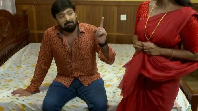 Harshan shows up drunk (source:ZEE5)