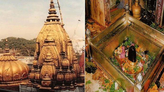 Unlock 2.0: Heavy Crowd For Worship At Kashi Vishwanath Temple In Varanasi