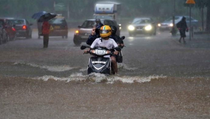 IMD Issues Isolated Heavy Rainfall Alert In Gujarat For Next 48 Hours