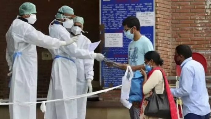 COVID-19: India Overtakes Russia To Rank Third In Most Number Of Coronavirus Cases