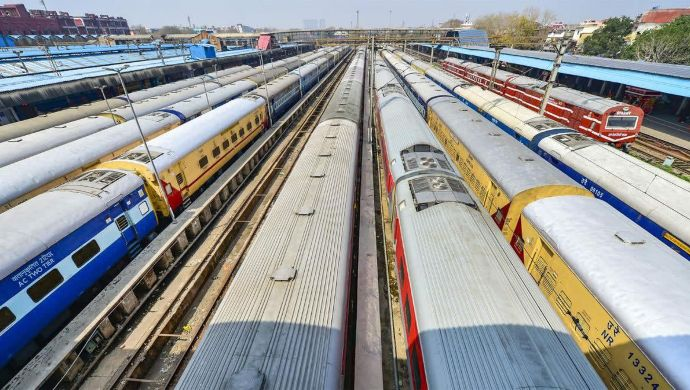 Indian Railways Says Private Firms Will Run Passenger Train Services Soon