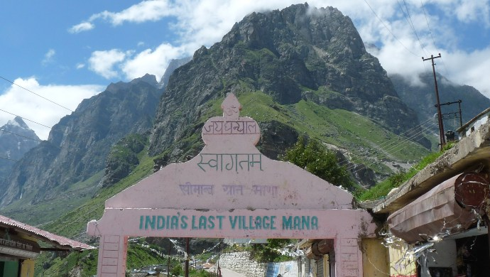 Mana, India's Last Hamlet Before China Border, To Be Converted Into An Iconic Village