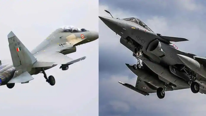 Indian Air Force: Is Rafale Jet More Powerful Than Pakistan's F-16?