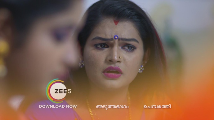Jayanthi appreciates Kalyani in front of Vilasini (Source: ZEE5)