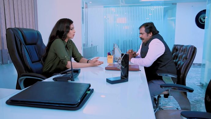 Jhende and Meera speak