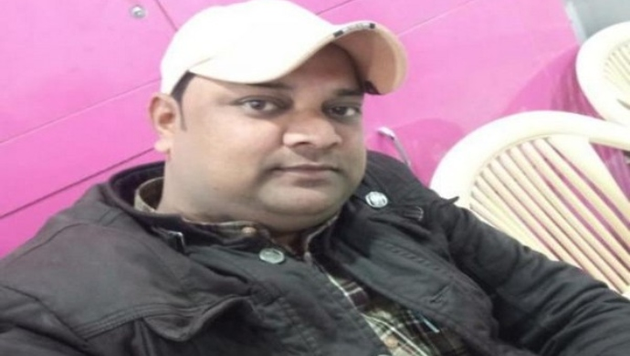 Journalist Vikram Joshi Shot In UP's Ghaziabad Dies In Hospital