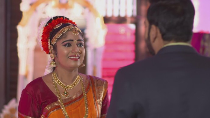 Kalyani Wins The Brand Ambassador Competition
