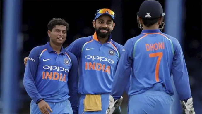 Kuldeep Yadav Talks About MS Dhoni's Contribution And Virat Kohli's Captaincy