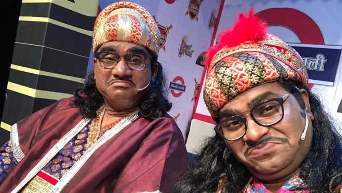 This Video Of Kushal Badrike And Bhau Kadam Prove That The Comedians Are Funny Even Off-Camera