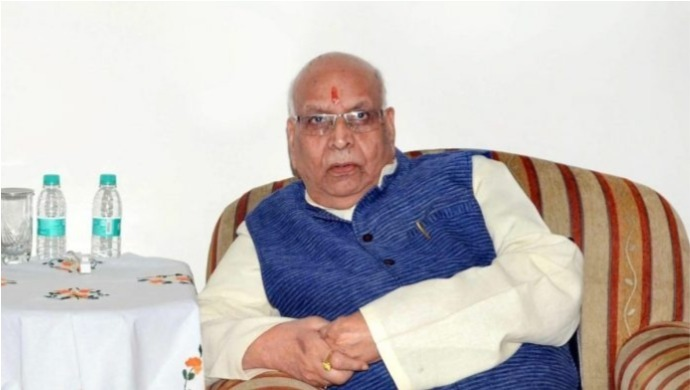 Madhya Pradesh Governor Lalji Tandon Passes Away At The Age Of 85
