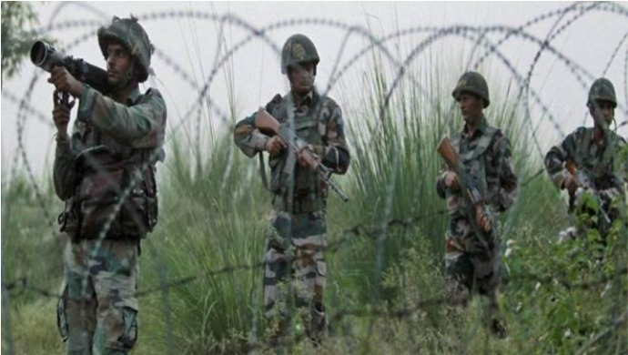 Civilians Targeted By Pak Shelling Along LoC In Poonch; One Woman Killed