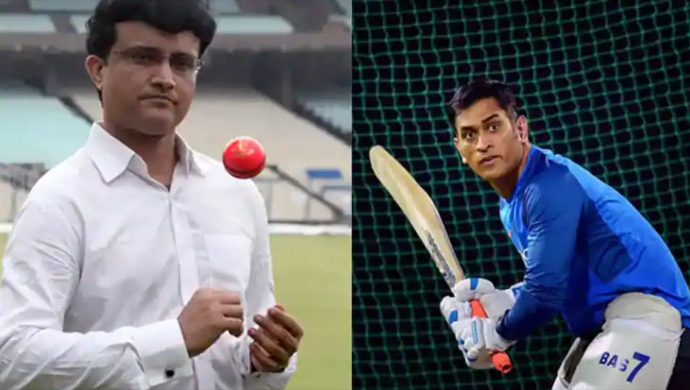 MS Dhoni Beats Sourav Ganguly In India's Greatest Captain Survey