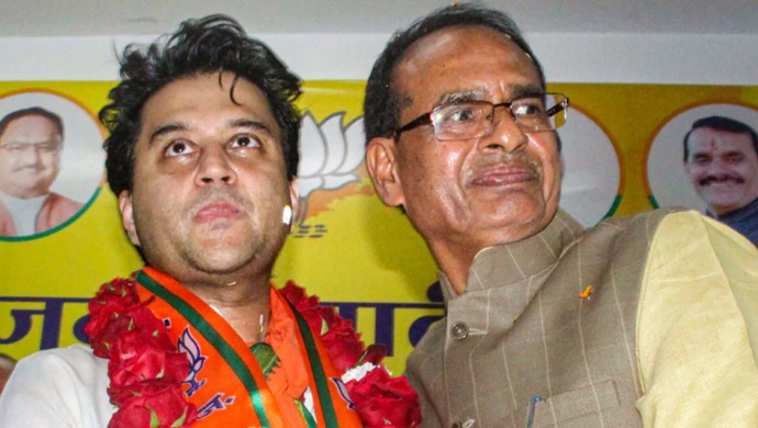 Madhya Pradesh CM Shivraj Singh Allots Cabinet Portfolios, Scindia Camp Gets Preference