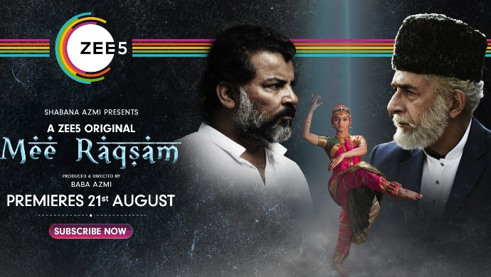 5 Reasons We Cannot Wait To Watch Shabana And Baba Azmi's 'Mee Raqsam' on ZEE5