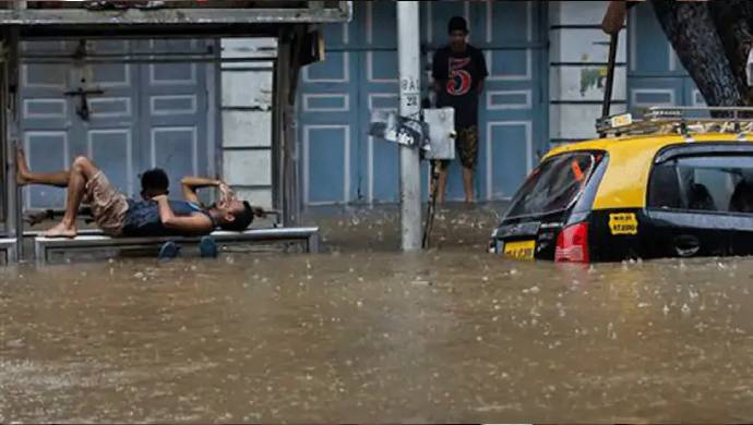 Mumbai Under Flood Alert After Heavy Rains