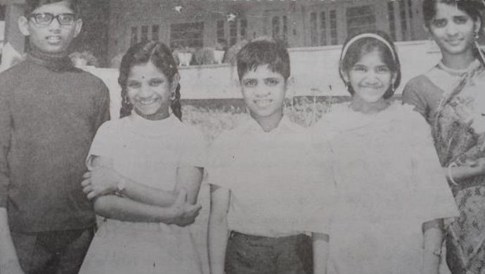 Throwback Thursday: Have You Seen These Pictures From Nagarjuna's Starry  Childhood - ZEE5 News  Happy Birthday King Nagarjuna: rare and unseen pictures of the star on his 61st birthday Nagarjuna Childhood pictures 2