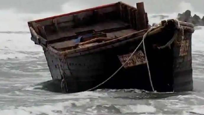 North Korean 'Ghost Ships' Mystery Solved